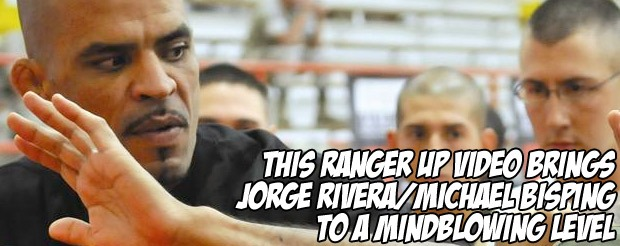 This Ranger Up video brings Jorge Rivera/Michael Bisping to a mindblowing level