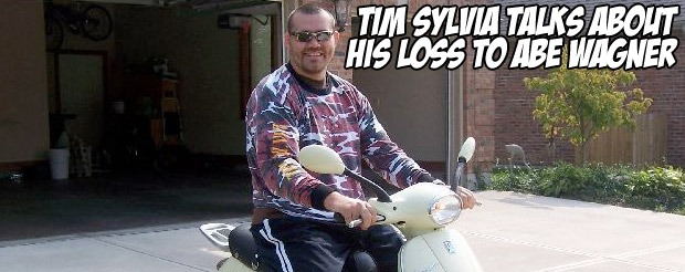 Tim Sylvia talks about his loss to Abe Wagner