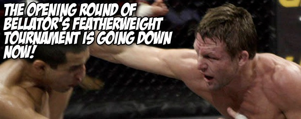 If you missed Bellator last night, we're serving all-day pancakes with a side of video recaps right here