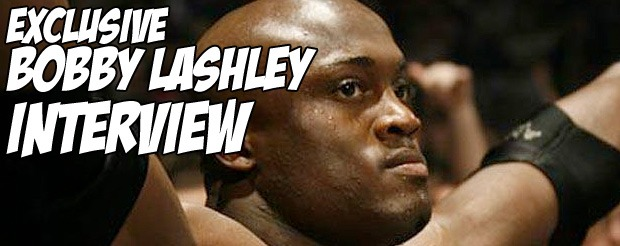 Exclusive interview with Bobby Lashley