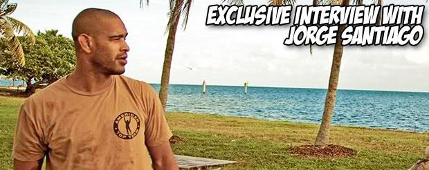 Exclusive interview with Jorge Santiago