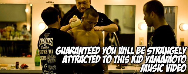 Guaranteed you will be strangely attracted to this Kid Yamamoto music video