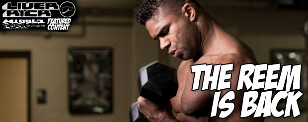 The Reem is back
