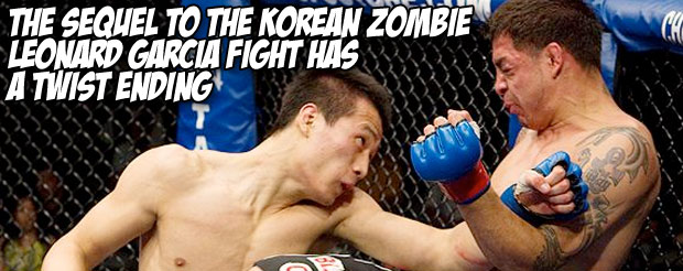 The sequel to Leonard Garcia/Korean Zombie has a TWIST ending