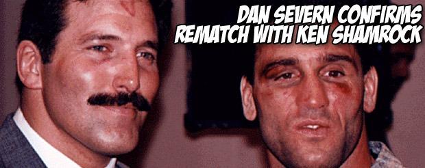Dan Severn confirms rematch with Ken Shamrock