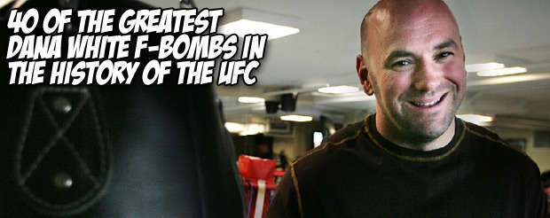 No one is ready for the type of emotion Dana White's UFC 141 vlog evokes