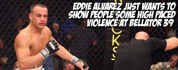Eddie Alvarez has no plan B, and that's coincidentally the name of his new documentary