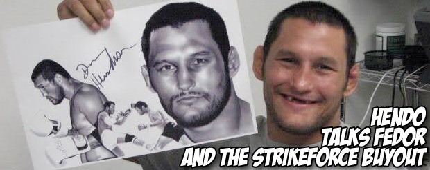 Hendo talks Fedor and the Strikeforce buyout