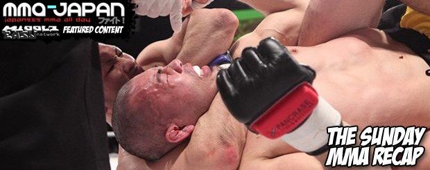 The Sunday MMA recap