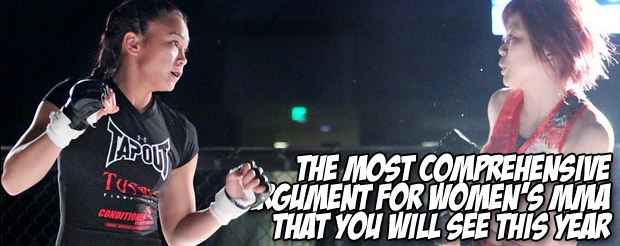 The most comprehensive argument for women's MMA that you will see this year