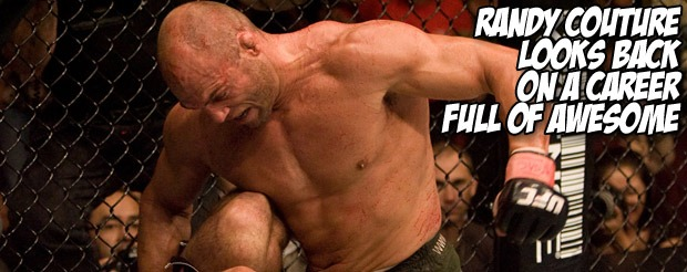 Randy Couture looks back on a career full of awesome