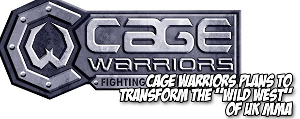 Cage Warriors plans to transform the 'Wild West' of UK MMA