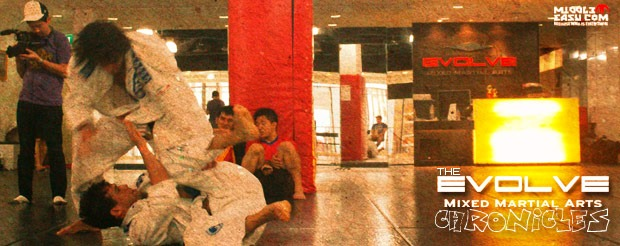 The Evolve MMA Chronicles – Day 2