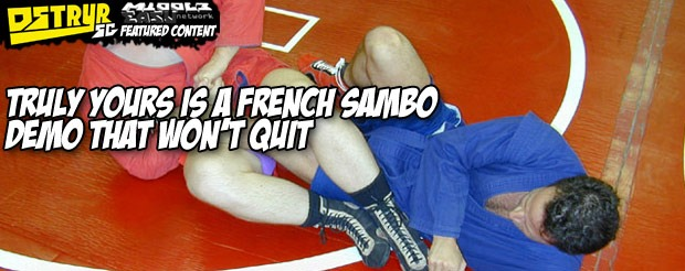 Truly Yours is a French sambo demo that won't quit