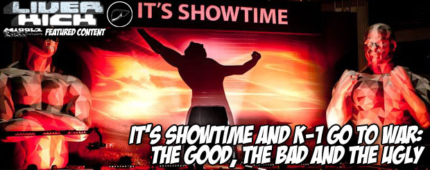 It's Showtime and K-1 go to war: The Good, The Bad and the Ugly