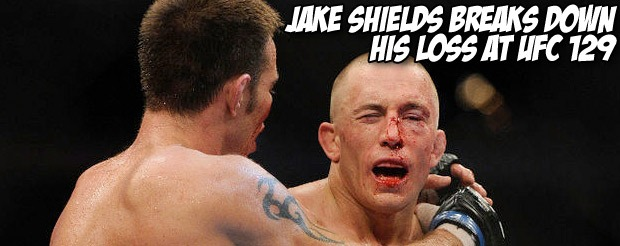 Jake Shields breaks down his loss at UFC 129