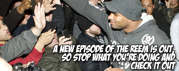 A NEW episode of The Reem is out, so stop what you're doing and check it out