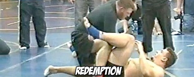 Frank Mir redeems his Grapplers Quest 2003 loss
