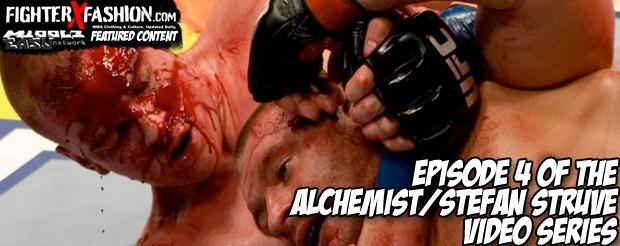 Episode 4 of the Alchemist/Stefan Struve video series