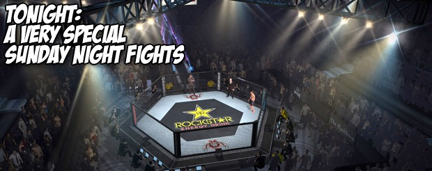 Tonight: A very special Sunday Night Fights