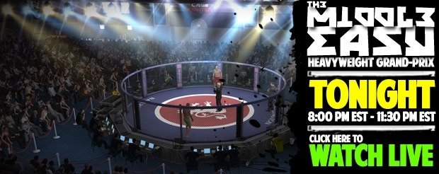 The EA MMA Live Broadcast goes down tonight!