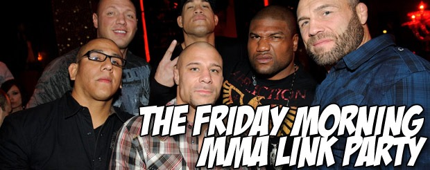 The Friday Morning MMA Link Party