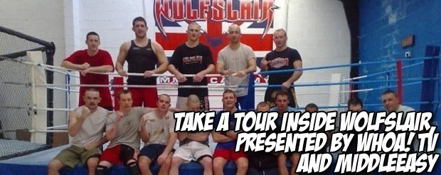 Take a tour inside Wolfslair, presented by Whoa! TV and MiddleEasy