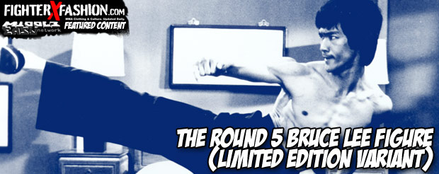 The Round 5 Bruce Lee figure (limited edition variant)