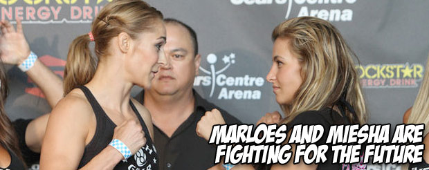 Marloes and Miesha are fighting for the future