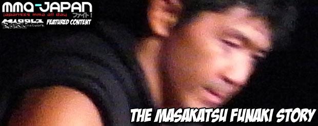 The Masakatsu Funaki story