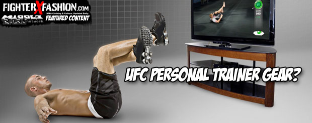 UFC Personal Trainer gear?
