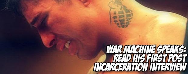 War Machine speaks: read his first post incarceration interview