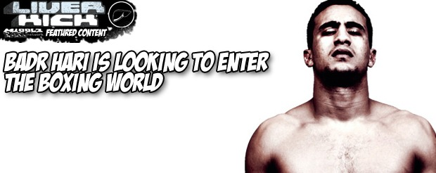 Badr Hari is looking to enter the boxing world