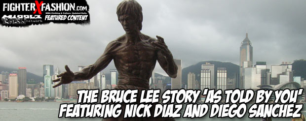 The Bruce Lee Story 'As Told By You' featuring Nick Diaz and Diego Sanchez
