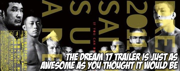 The Dream 17 trailer is just as awesome as you thought it would be