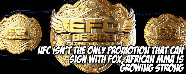 UFC isn't the only promotion that can sign with FOX, African MMA is growing strong