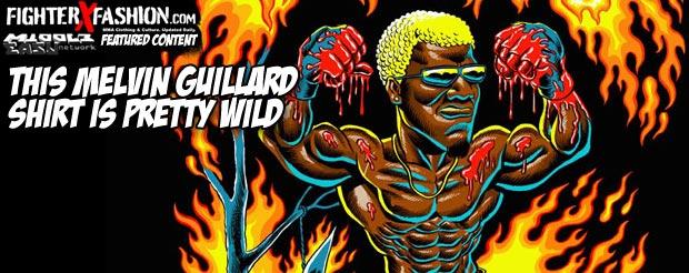 Melvin Guillard has no problem with Gilbert Melendez getting a title shot before him
