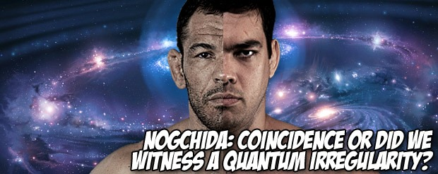 Nogchida: Coincidence or did we witness a quantum irregularity?
