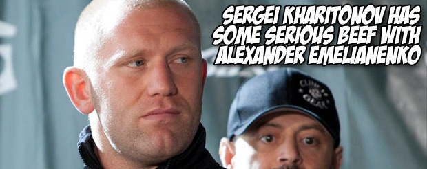Sergei Kharitonov believes Fedor's religion is preventing him from performing in MMA