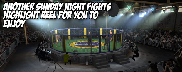Another Sunday Night Fights highlight reel for you to enjoy
