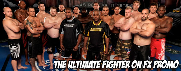 The Ultimate Fighter on FX promo