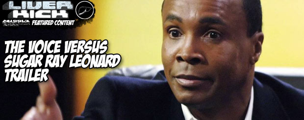 The Voice Versus Sugar Ray Leonard trailer