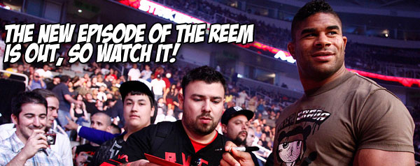 The new episode of The Reem is out, so watch it!