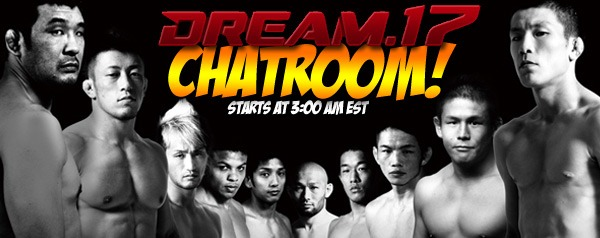 Come over to the Official MiddleEasy Dream 17 chatroom, starts at 3:00 am EST!