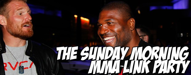 The Sunday Morning MMA Link Party