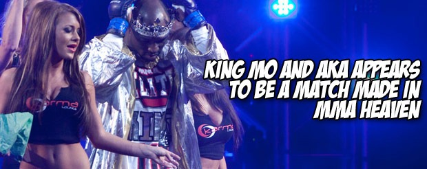 King Mo and AKA appears to be a match made in MMA heaven