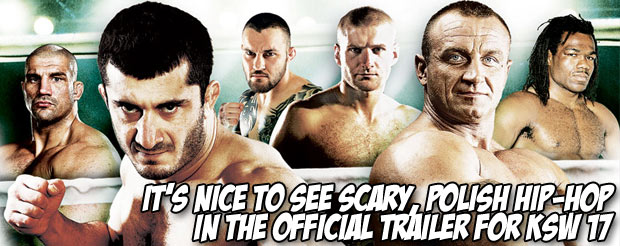 Watch a KSW 17 promo that's finally translated into English