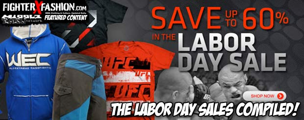 The Labor Day sales compiled!