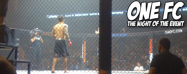 One FC: The Night of the Event