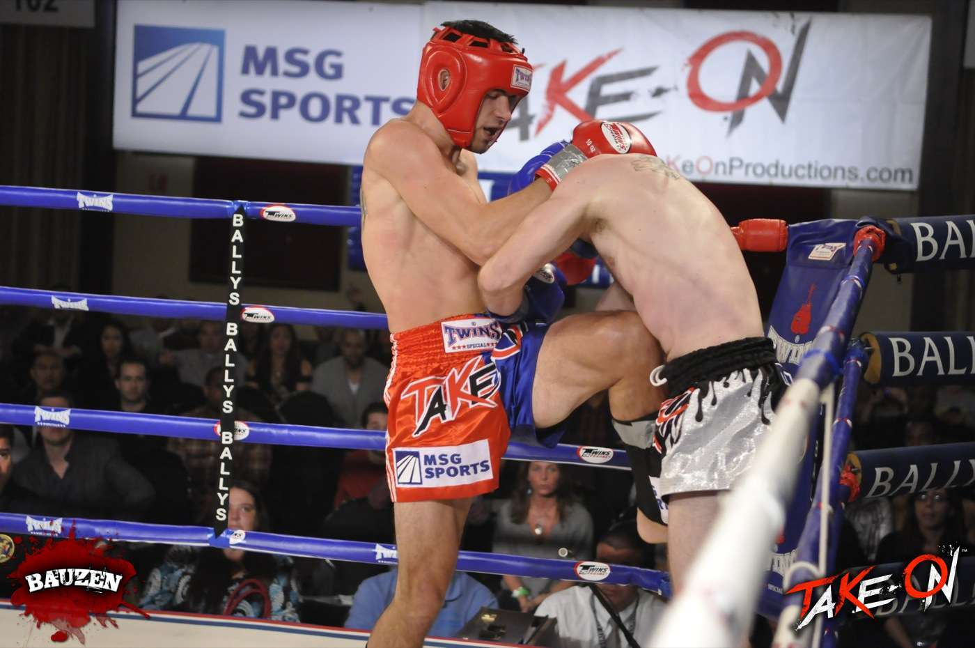 Image result for Muay Thai wearing headgear